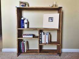 unique rustic bookshelf ideas for book lovers gazebo decoration