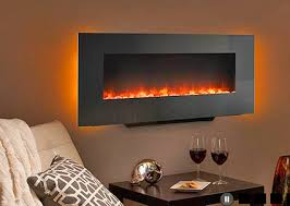 Electric Fireplace Insert Electric Fireplaces Electric Inserts Wall Mounted Electric Fires