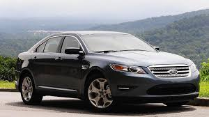 future ford taurus 2010 ford taurus way more car than the taurus of old autoweek