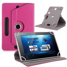 android tablet cases folio 360 leather cover for universal android tablet pc 7 8