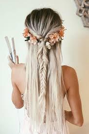 Frisuren Lange Wei゚e Haare by Schöne Frisuren Für Lange Haare Mädchen Mit