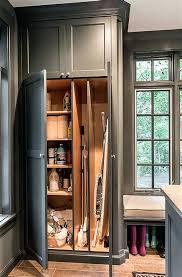 12 inch broom cabinet ikea broom closet kitchen pantry ideas broom closet laundry room