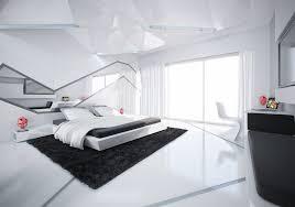 ideas for bedroom with white modern bed editeestrela design