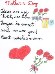 unusual ideas design mothers day poems for kids free mothers day