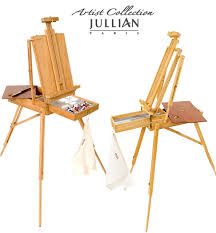 jullian french easel original and half box easels jerry u0027s artarama