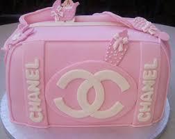 cakes for birthdays the best custom chanel cakes lollipuff