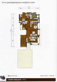 west quay floor plan west brown corner penang u2026bungalows for sale penang prop