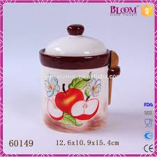 wooden lid ceramic canister wooden lid ceramic canister suppliers