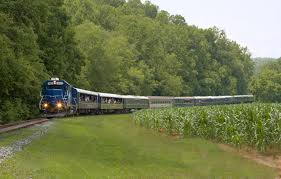 Georgia train rides and museums