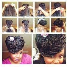 braided pompadour hairstyle pictures 10 gorgeous ways to style box braids bglh marketplace