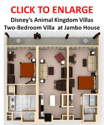 akl dvc value 2 bedroom villa wdwmagic unofficial walt disney