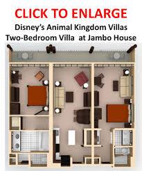 Disney Boardwalk Villas Floor Plan Akl Dvc Value 2 Bedroom Villa Wdwmagic Unofficial Walt Disney