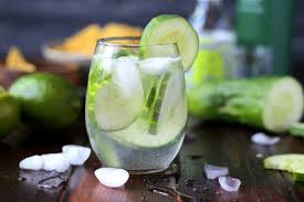 vodka tonic recipe refreshing cucumber vodka water the wooden skillet