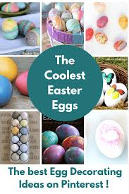 Decorating Easter Eggs With Cool Whip by Easter Egg Decorating Ideas