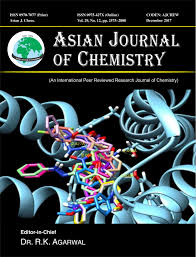 asian journal of chemistry home