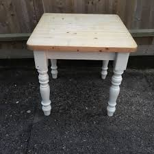 Laura Ashley Outdoor Furniture by Dining Table Square Pine Wood With Laura Ashley Painted Legs In