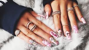 i got nail extensions here u0027s what it u0027s really like stylecaster