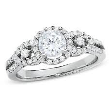 Zales Wedding Rings For Her by Zales Engagement Rings On Sale Ring Beauty