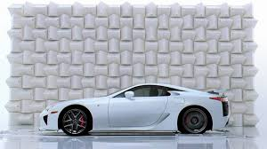 lexus with yamaha engine 2010 lexus lfa exhaust note breaks champagne glass youtube