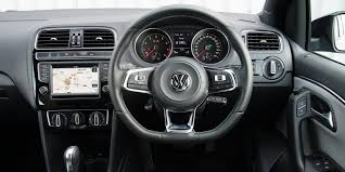 volkswagen dashboard volkswagen polo 2014 2017 interior practicality and