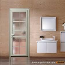 entrance glass door aliexpress com buy new design glass door golden color doorframe