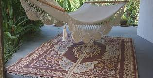 Outdoor Rugs Made From Recycled Plastic by Eco Deco Mats