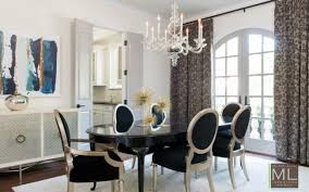 Drapes For Formal Dining Room How To Pick The Right Size Area Rug Michelle Lynne Interiors Group