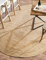 Braided Rugs Round by Mauijute Braided Rug Rugs Usa Round Rugs And Contemporary Rugs