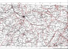 Map Of Tennessee Cities by Map Of Middle Tennessee My Blog