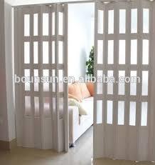 Glass Room Divider Doors Living Room Divider Glass Pvc Accordion Doors Buy Pvc Accordion