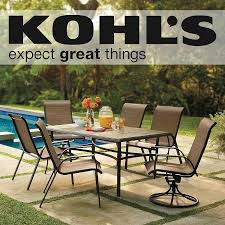 Kohls Outdoor Patio Furniture Kohl S Patio Furniture Sets Lovely Kohls Outdoor Furniture Outdoor