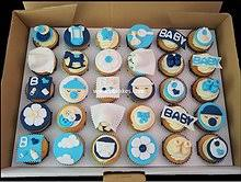 baby boy shower cupcakes bbkakes baby shower cakes cupcakes london