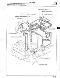 subaru cvt diagram v 6 vacuum hose diagram 1993 2002 2 5l v6 mazda626 net forums