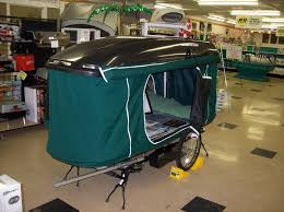 motorcycle camping trailer pull behind motorcycle trailers
