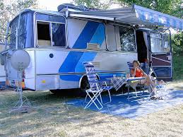 luxury caravan caravan camping car pitch