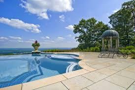 Luxury Pool Design - swimming pool landscaping ideas inground pools nj design pictures