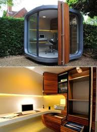 Personal Office Design Ideas This Is Exactly What I See With The Space We Have In The Garden