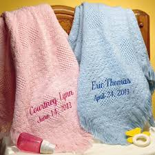 Engraved Blankets Baby Personalized Honeycomb Cotton Baby Blanket Walmart Com