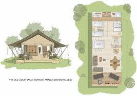 uk glamping and log cabin accommodation from the norfolk glamping