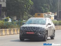 jeep india compass jeep compass spotted testing india launch in 2017 motorbeam