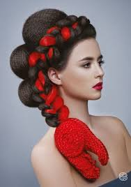 history of avant garde hairstyles 394 best xtreme hair images on pinterest hairstyles make up and
