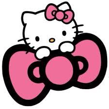 kitty ribbon clipart 53