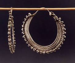 indian earrings called bali silver indian jewelry jewellery from