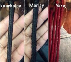 faux dreads with marley hair types of hair used for faux locs faux dreads hair triplets