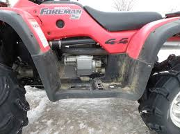 450 s foot well page 2 honda foreman forums rubicon rincon