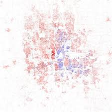 Columbus Ohio Map by 21 Maps Of Highly Segregated Cities Columbus Is 22