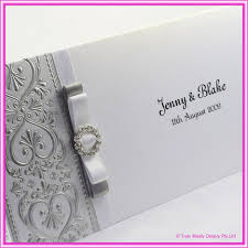 silver wedding invitations silver wedding invitations by way of using an impressive design
