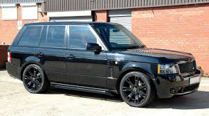army green range rover range rover vogue brief about model
