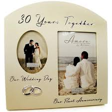 30th anniversary gifts for parents wedding anniversary gifts 30th wedding anniversary gifts for