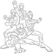 printable coloring pages gt power rangers gt power rangers 8170
